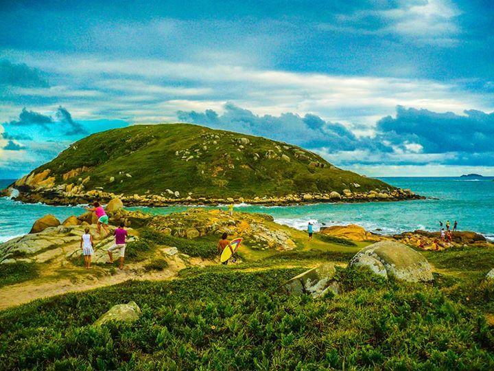 Praia da Villa Imbituba - SC