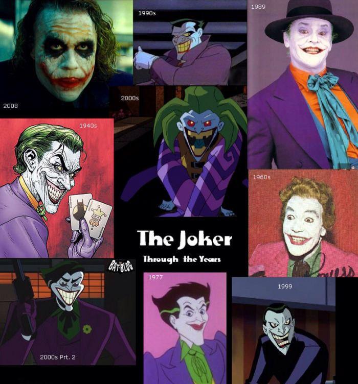 1990s cartoon #Joker still my favorite Which one you LIKE!!