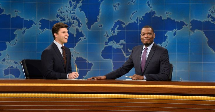 Colin Jost and Michael Che, Saturday Night Live's 'Weekend Update' anchors, shared 25 interesting facts about themselves with Us Weekly – read more!