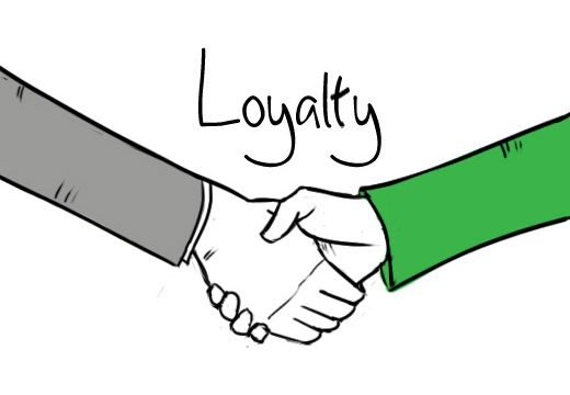 Essay on loyalty and betrayal