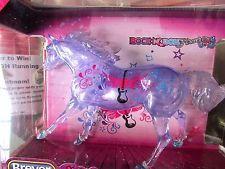 Breyer #62034 classic верховая лошадь декоратор жеребец рок-н-ролл навсегда! новая в коробке