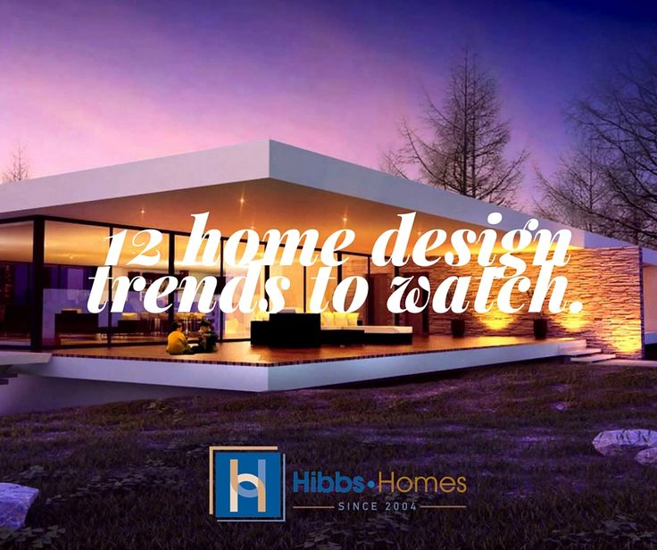 The latest home design trends to watch in 2016 from St Louis home builder Hibbs Homes.