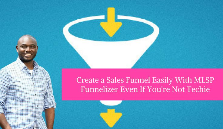 how to create a sales funnel internet marketing