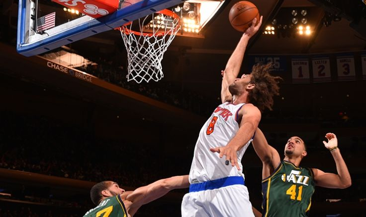 How It Happened: For the second straight year, the Knicks and Jazz went down to the wire at MSG. Trey Burke nailed a buzzer beater a year ago, but this time around, the New York fans went home happy.Trailing for most of the night, New York avoided a repeat performance, erasing an eight-point deficit at the end of the third quarter to force overtime and prevail, 118-111, to improve to 13-8 at The Garden.