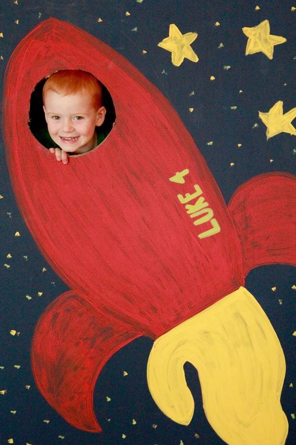 Painel para tirar fotos. Rocket Photo Booth - Meyer 2