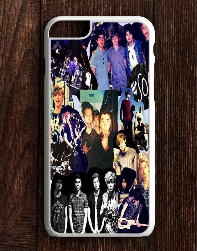 5 Second Of Summer Collage iPhone 6 Plus | 6S Plus Case