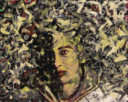 Half of me (ART ID# 6563) By Koos De Wet