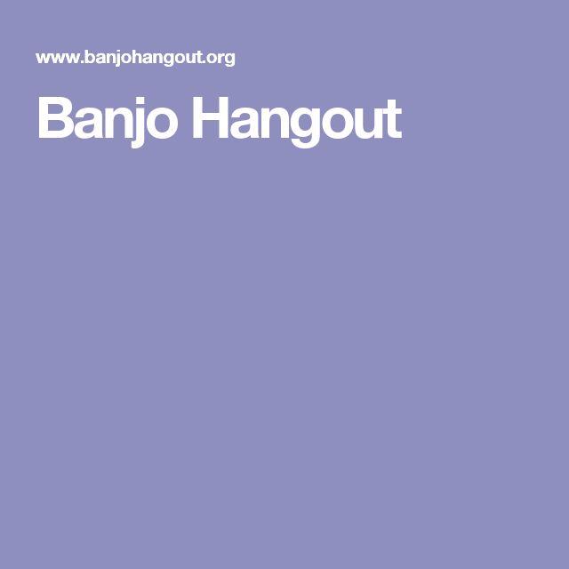 Banjo Hangout