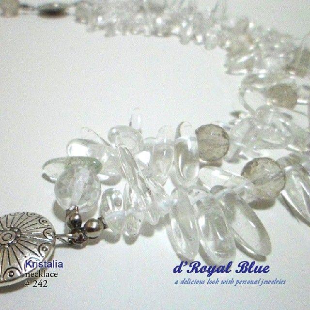 Kalung dr quartz dll. #necklace