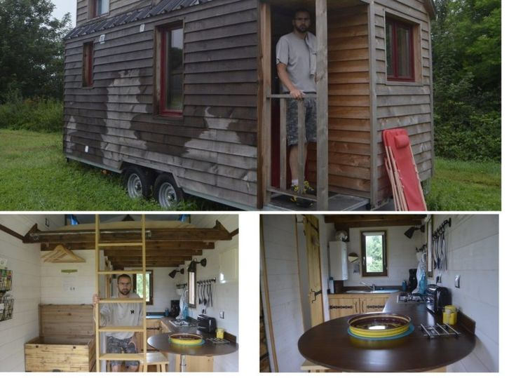 2681 Best Images About Tiny Houses On Pinterest