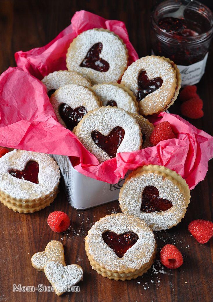 линцерское печенье рецепт