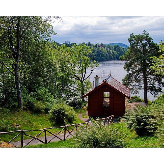 Stewart Parr 'Bergen, Norway - Edward Grieg Workshop' Unframed Photo Print