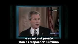 Zeitgeist 1 - Atentado às Torres Gemêas - http://apoliticalstatement.com/2013/12/04/the-movements/zeitgeist/zeitgeist-1-atentado-as-torres-gemeas/