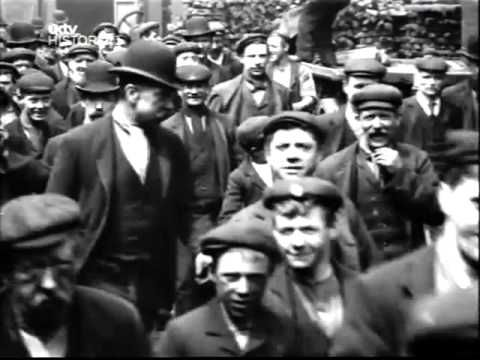 (88) The Lost World of Mitchell & Kenyon (Part 1) (116 years old Archive Film) - YouTube