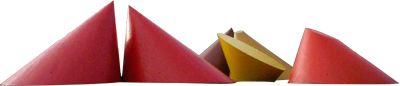 Estación # 10 Reloj Solar Polonia  Grzegorz Kowalski (1942)  Grzegorz Kowalski nació en Varsovia, Polonia, y se recibe de la Academia de Bellas Artes de ésta ciudad. Participó en diversos simposios polacos y exposiciones internacionales tales como la II Bienal de Formas Espaciales de Elblag y la III Bienal de Arquitectura de Brno.  En el Reloj Solar predomina una composición horizontal colocado sobre un terreno circular, dentro de él se levantan siete conos de distintas formas y algunos…