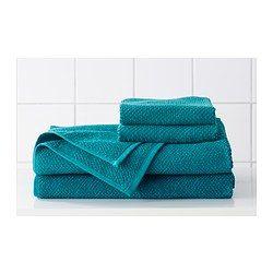FRÄJEN Bath sheet - 100x150 cm - IKEA  2 bath sheets 2 flannels 1 hand towel