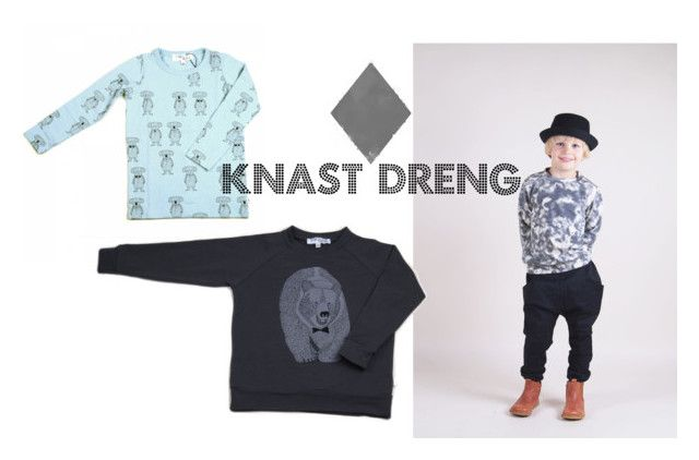 KNAST dreng by annemullewitt on Polyvore