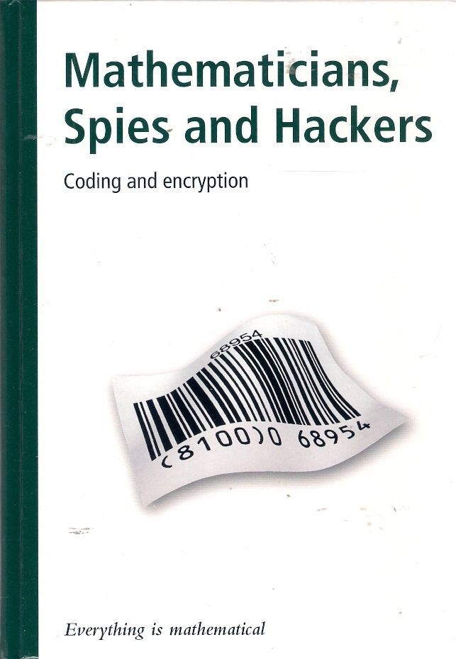 CODING & ENCRYPTION. The safety and confidentiality of communication in the digital world depends on a complex code designed by mathematics. This book offers a stimulating journey through the arithmetic of security and secrecy, introduces you to the encryptors and decryptors who determined the destiny of nations and uncovers the language through which computers communicate.