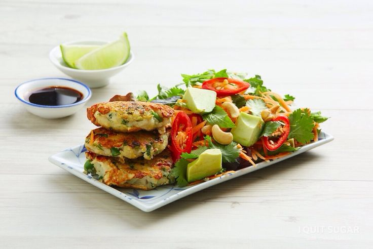 I'm trying to pin it to win it Tasty Thai Fish Cakes on the 8-Week Program – I Quit Sugar