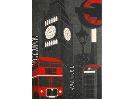 Tappeto Londra