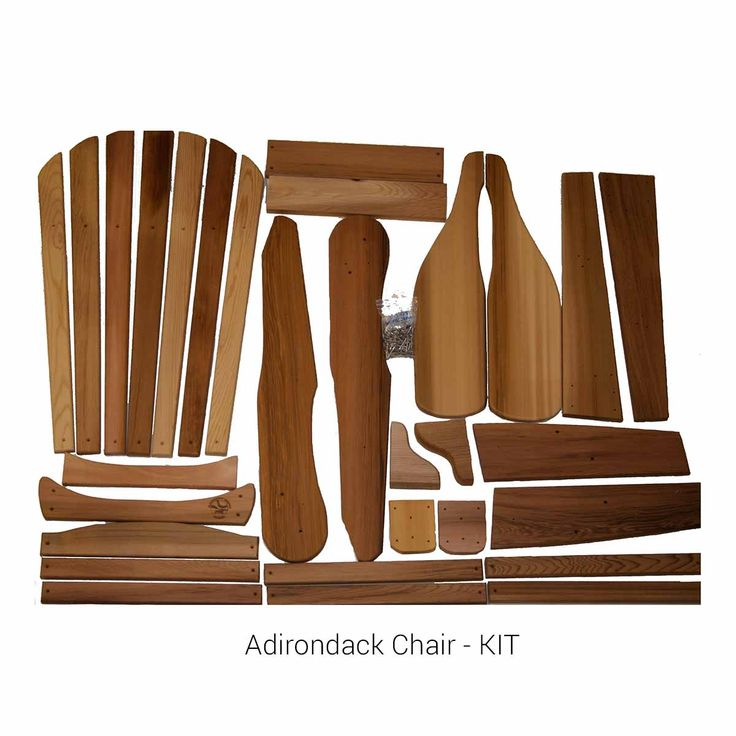 Adirondack Chair Kits Lowes