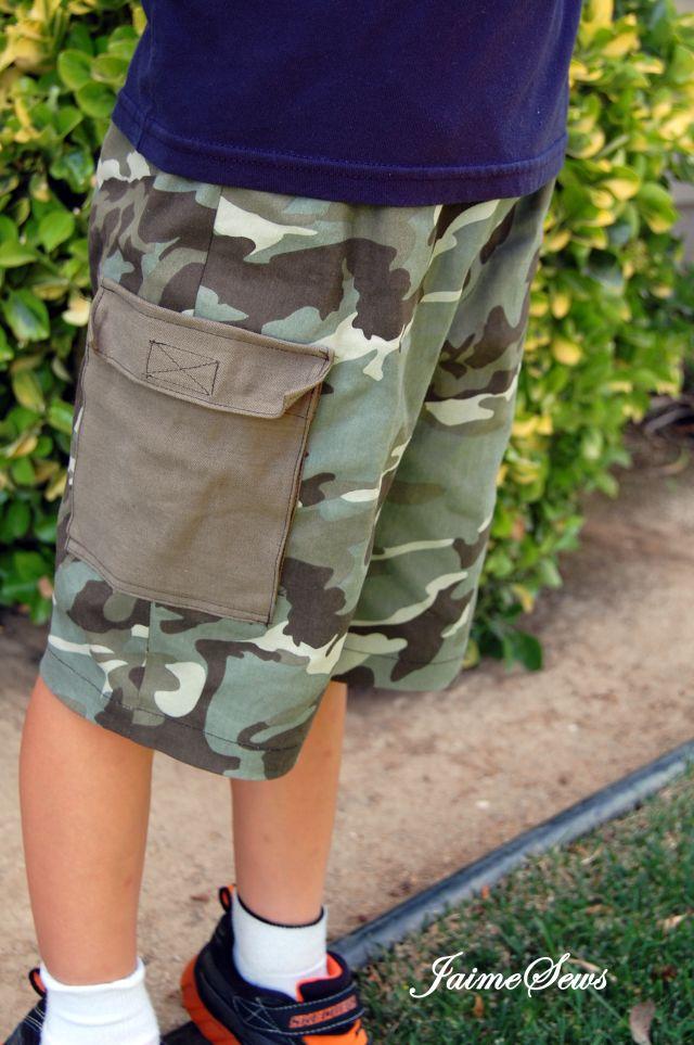 TDD Way Cool Shorts | JaimeSews