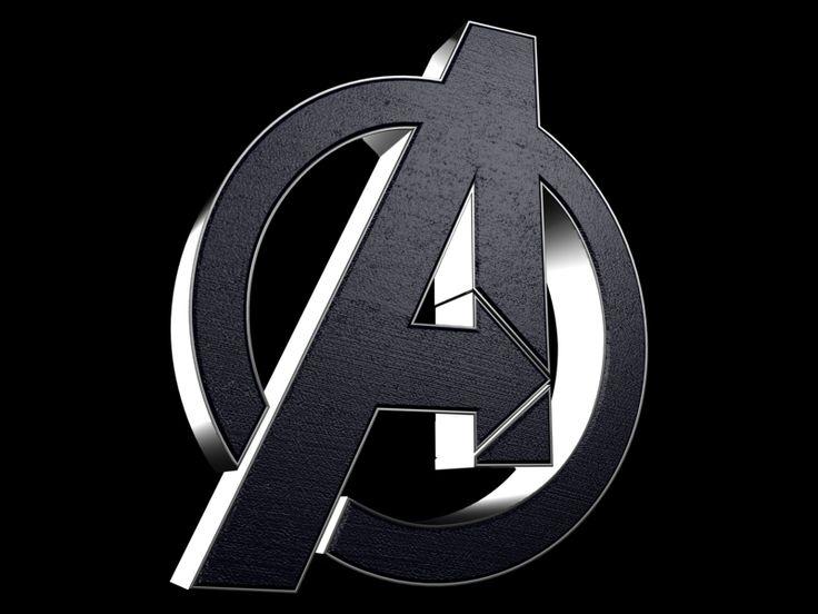 nice avengers symbol wallpaper hd Avengers Logo Wallpaper ...