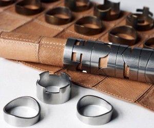 Raw Studio Portable Chess Set