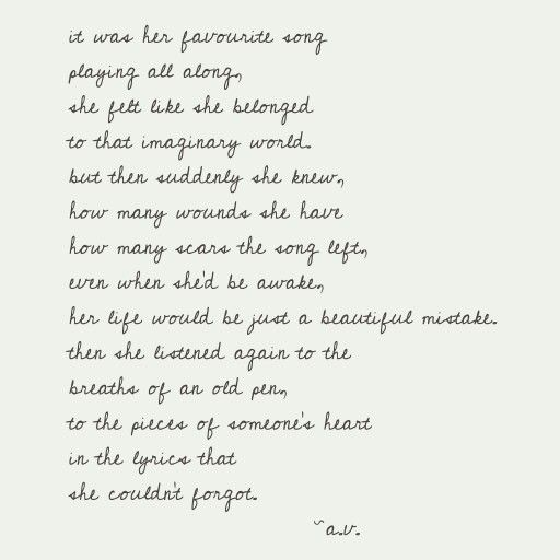 My second poem is here. Hope you'll enjoy!
