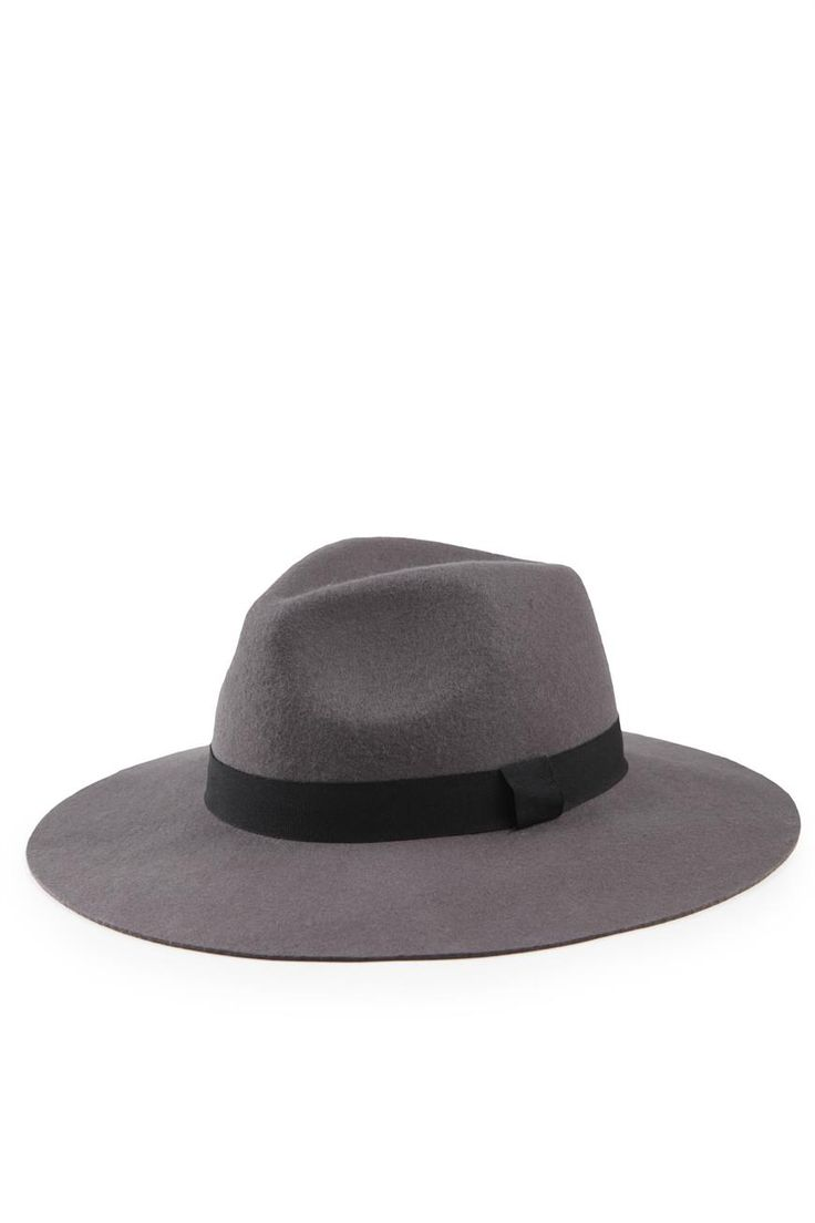 Cotton On: Felt Fedora Hat