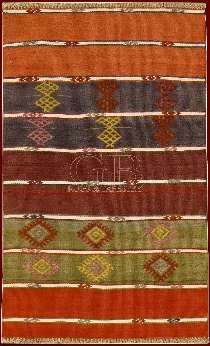 These Old kilim Anatolia weaved in the first half of past century in Turkey they have very dense weft, they are strong rather, vegetable colors and stupendous patterns: some of these would be also very beautiful suspended. They are all in good state of conservation   http://www.gb-rugs.com/Carpet/antique-and-old-kilims/old-anatolian-kilim-141032870483