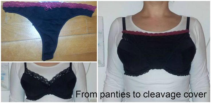 Refashion Co-op: Attach your knickers to your bra and look fabulous