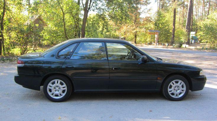 Капсула времени: Subaru Legacy 1998-го года с пробегом 23357 км