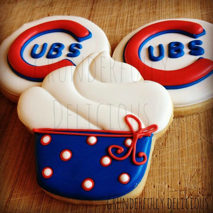 Best 25 Chicago Cubs Cake Ideas On Pinterest Cubs Cake