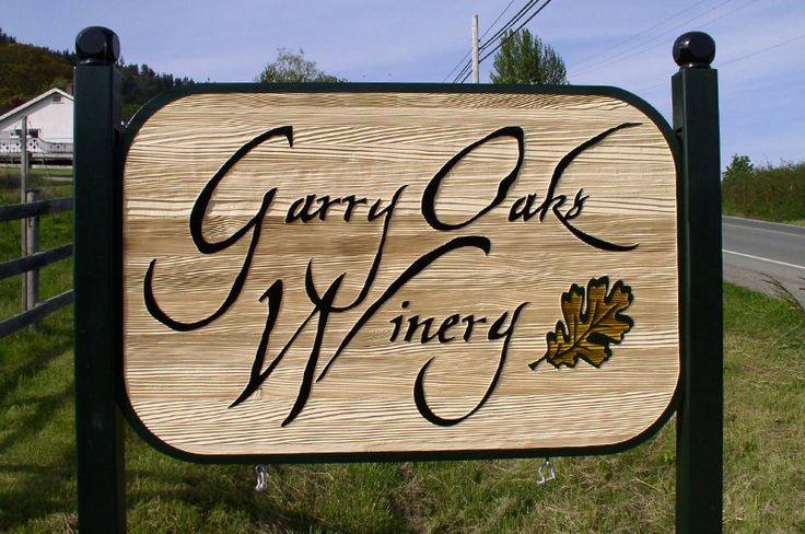 Garry Oaks Winery