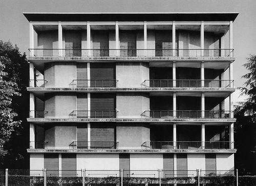 Ignazio Gardella - Casa Tognella, Mailand, 1953