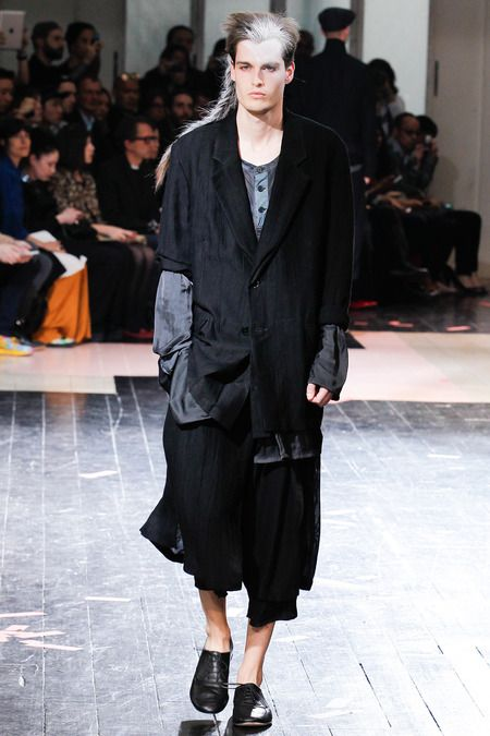 .yohji yamamoto mens s/s 14 collection #yohjiyamamoto