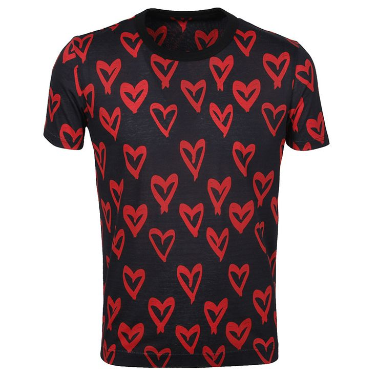 Trova più T-shirt Informazioni su Di marca di modo dg degli uomini red love heart stampa rotonda collare manica corta t shirt, Alta Qualità t-shirt piccolo, Cina t-shirt attrezzature per la stampa serigrafica Fornitori, A buon prezzo maniche coperta da UNO Boutique : Brand Men's wear & fashion sunglasses su Aliexpress.com