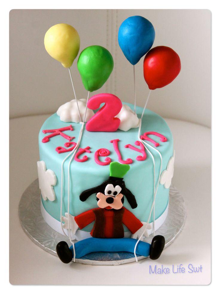 Goofy cake #makelifeswt
