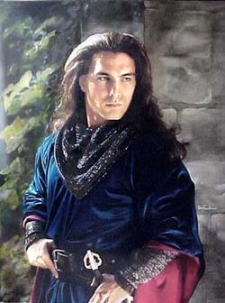 Dior Eluchîl was the son of Beren and Lúthien, and the heir to the throne of Thingol, King of Doriath and High King of the Sindar.