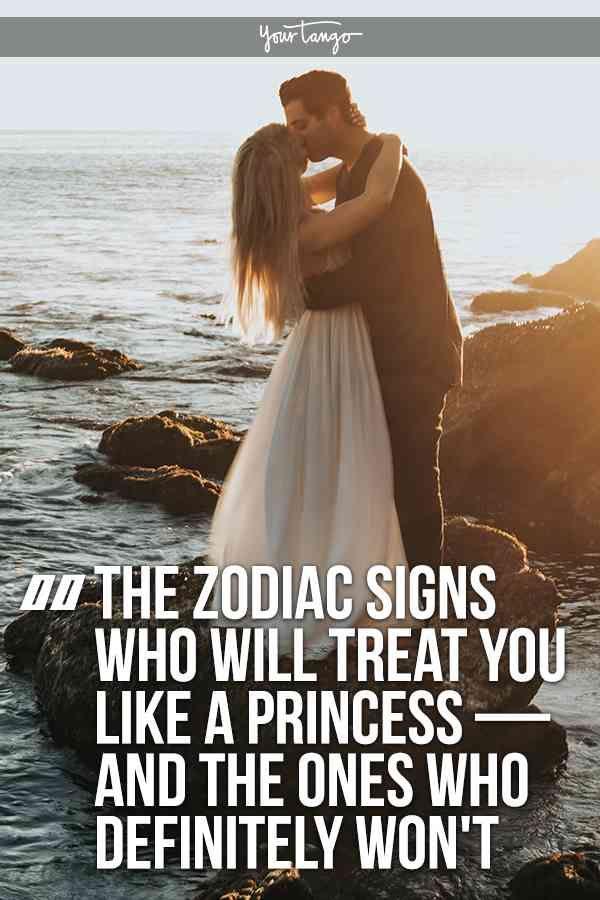 Spoiled zodiac treat princess astrology