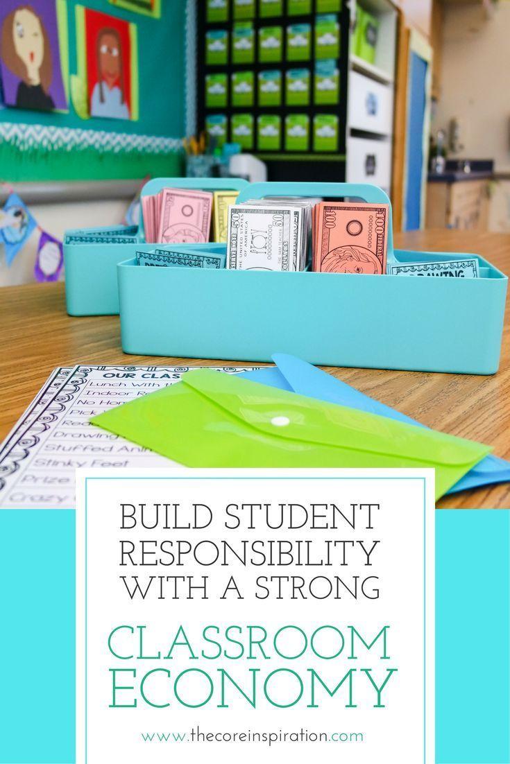 Classroom Economy Ideas ~ Best ideas about classroom economy system on pinterest