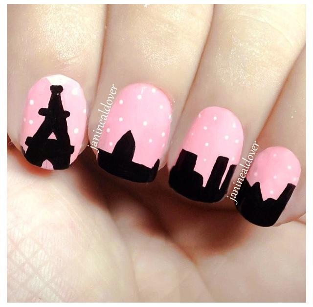 Parisian nails