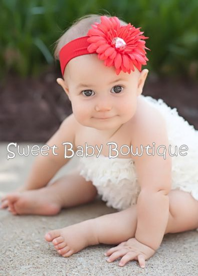 Baby Headbands, Baby Bows, Hair Bows, Newborn Headbands, Hairbows, How To Make