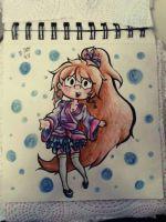 #Day48 by Lenka-chan-des