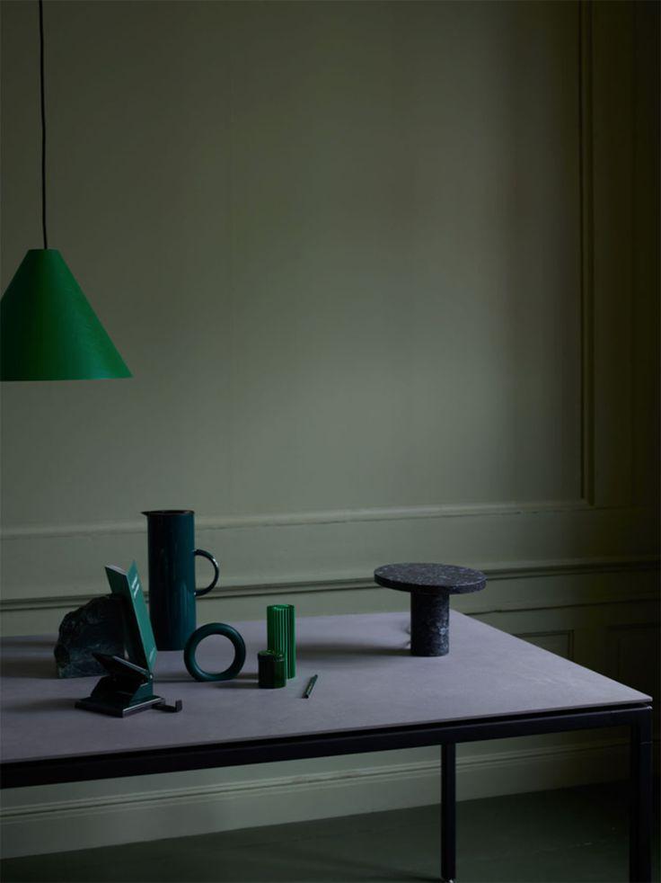 Styled in Green by Kråkvik&D'Orazio /