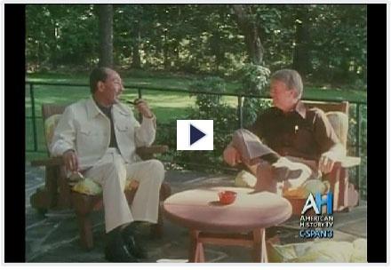 Jimmy Carter Camp David Accords   About Camp David: Camp David Summit - 1978