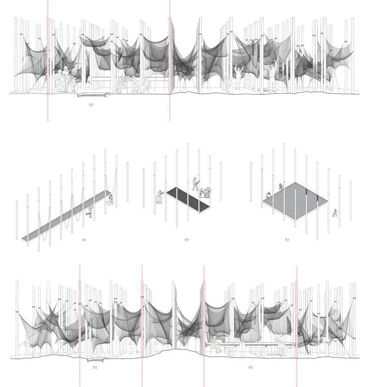Galería de '5.5 Kg PAVILION', proyecto finalista en concurso YAP_Constructo 2016 / Contrucci + Sfeir – 3