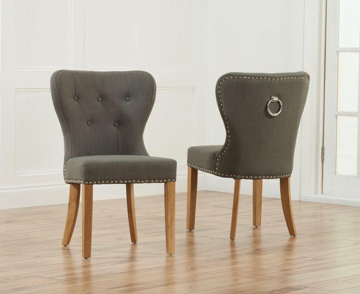 Knightsbridge Fabric Dining Chairs.