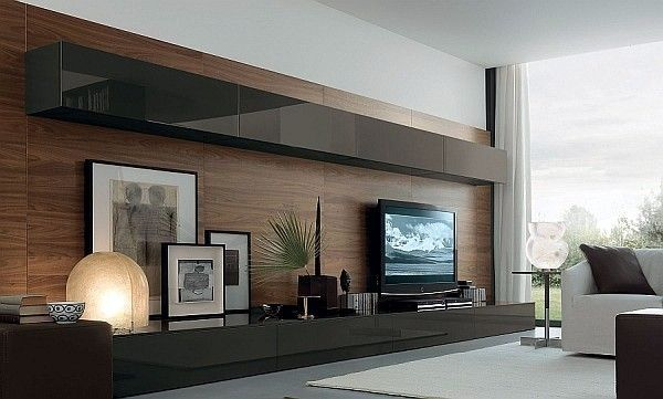 Unique Tv Wall Unit Setup Ideas (42)